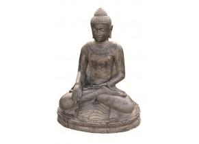 Bouddha Assis Appel à la Terre