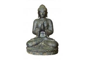 Bouddha Assis Salutation