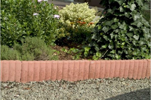 Bordure Béton Rondin - Bordure jardin - Penez Herman