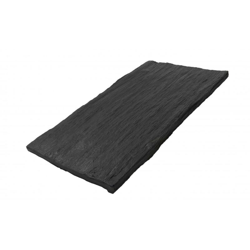pas japonais ardoise noire 2 bouts sci s. Black Bedroom Furniture Sets. Home Design Ideas