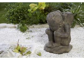 Statue Angel - jardin