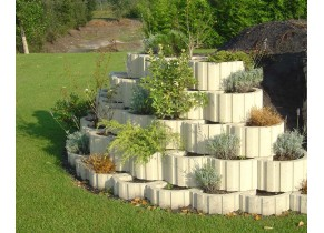 Bordure Mini Talus - jardin
