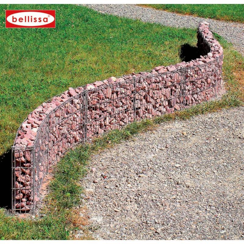 Petit muret en pierre pour jardin 20170703161341 for Gabion deco jardin