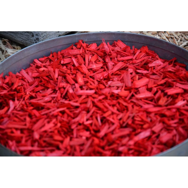 paillage organique rouge - Paillage - Penez Herman