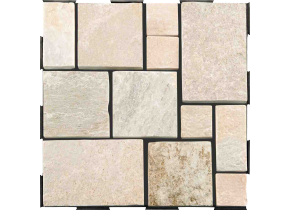 Dalle Clipsable Quartzite Beige