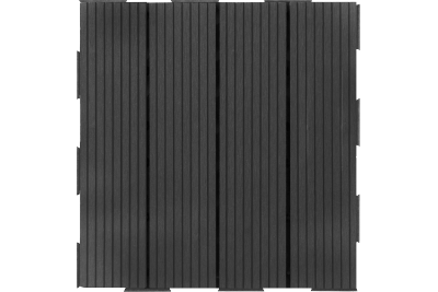 Dalle Composite Gris 30x30 - Détouré