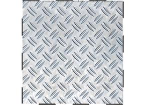 Dalle Clipsable Aluminium 30x30