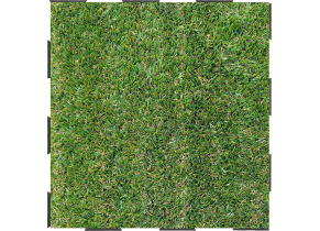 Dalle Clipsable Gazon Vert 30x30