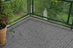 Dalle Composite Gris 30x60 - Balcon