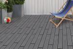 Dalle Composite Gris 30x60 - Terrasse