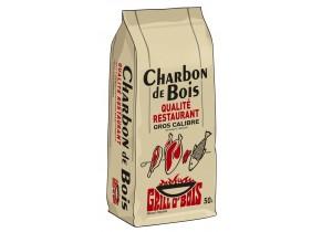 Charbon de bois - Qualité Restaurant